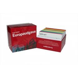 EUROPAUDGAVE af Kulturspillet