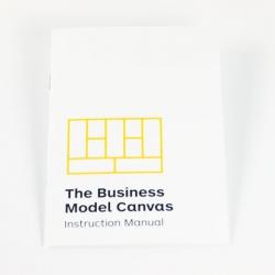 Instruktionsmanual til Business Model Canvas