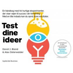 Test dine ideer - DANSK UDGAVE