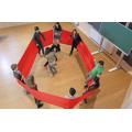 Leje teamøvelse: Gruppe-elastik