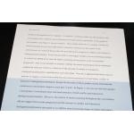 Farvede læsefolier/transparenter