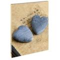 Stone Heart - blank notatbog