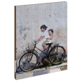 StreetArt - blank notatbog