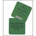 Positiv energi - Uption dialogkort