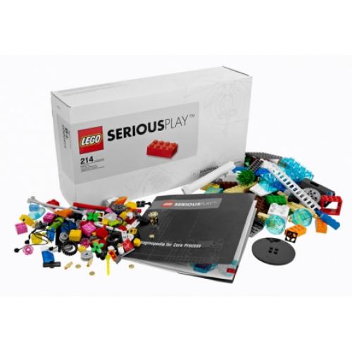 LEGO ® SERIOUS PLAY ® facilitator kursus