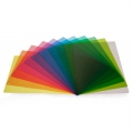 Crossbow læsefolier farvede transparenter