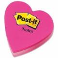 PostIT hjerteformet
